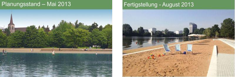 Strand Nürnberg